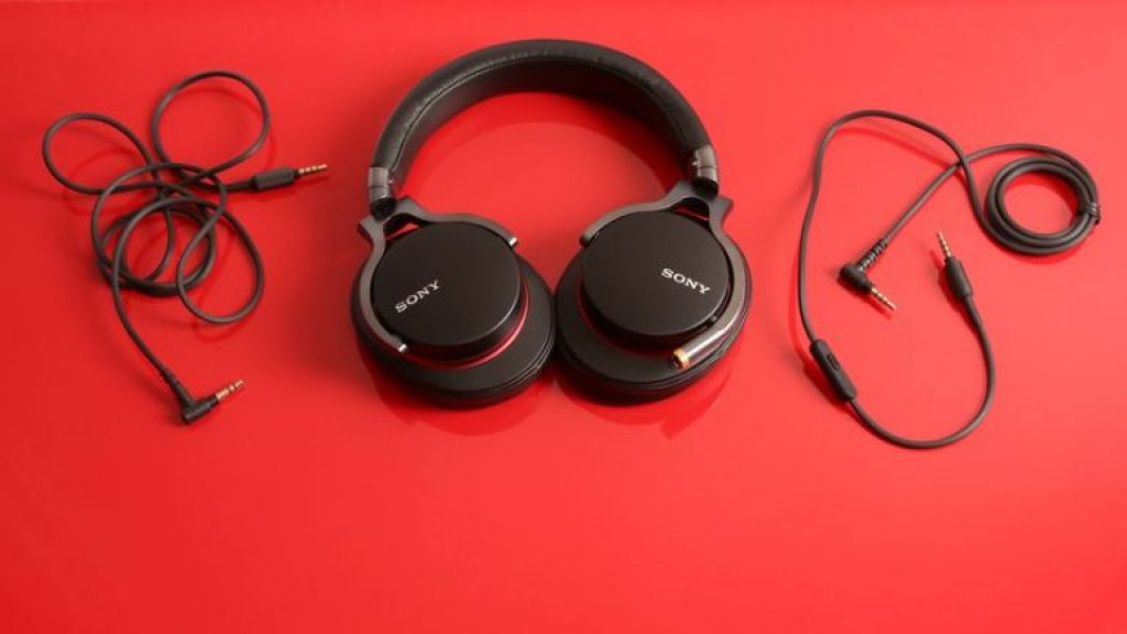 Sony MDR-1A Headphone - Black